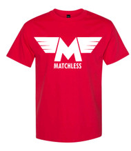 MATCHLESS MOTORCYCLE TEE SHIRT