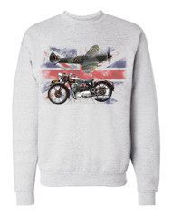 RAF triumph tribute shirt