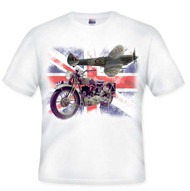 BSA motorcycle shirt