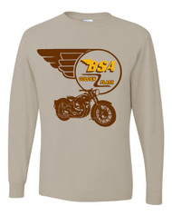 BSA GOLDEN FLASH shirt