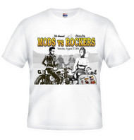 MODS ROCKERS tee shirt