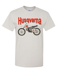 Husqvarna motorcycle shirt