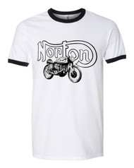Norton Manx shirt