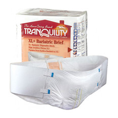 Tranquility XL+ Bariatric Briefs