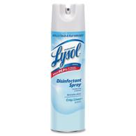 Lysol, Disinfectant Spray, 19 oz, Fresh Scent, 12/cs