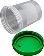 Specimen Container, 4.oz, Non-Sterile, 500/CASE