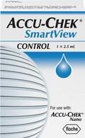 ACCU-CHECK SMARTVIEW  CONTROL SOLUTION, 1/BX *