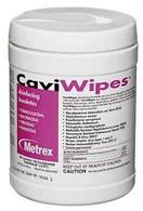 CAVI-WIPE, MULTIPURPOSE DISINFECTANT WIPE, 6 X 6.7, 120/TUB