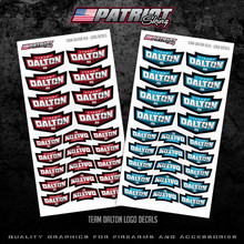 Team Dalton Stickers