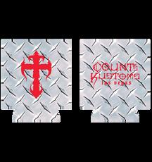 Diamond Plate Koozie