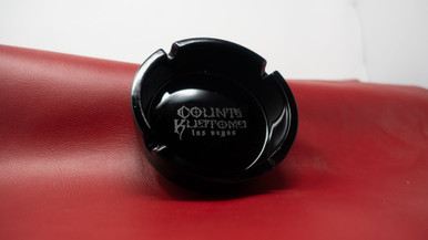 """Get your very own LIMITED TIME ONLY Count's Kustoms Ash Tray!  4.5"""" Diameter"""