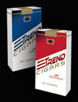 Trend filtered little cigars 100's