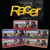 Racer filtered little cigars 100's