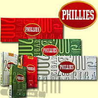 Phillies filtered little cigars 100's