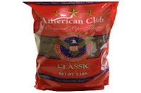 American Club pipe tobacco (4.5 lb bag)