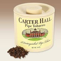 Carter Hall pipe tobacco 14oz. can