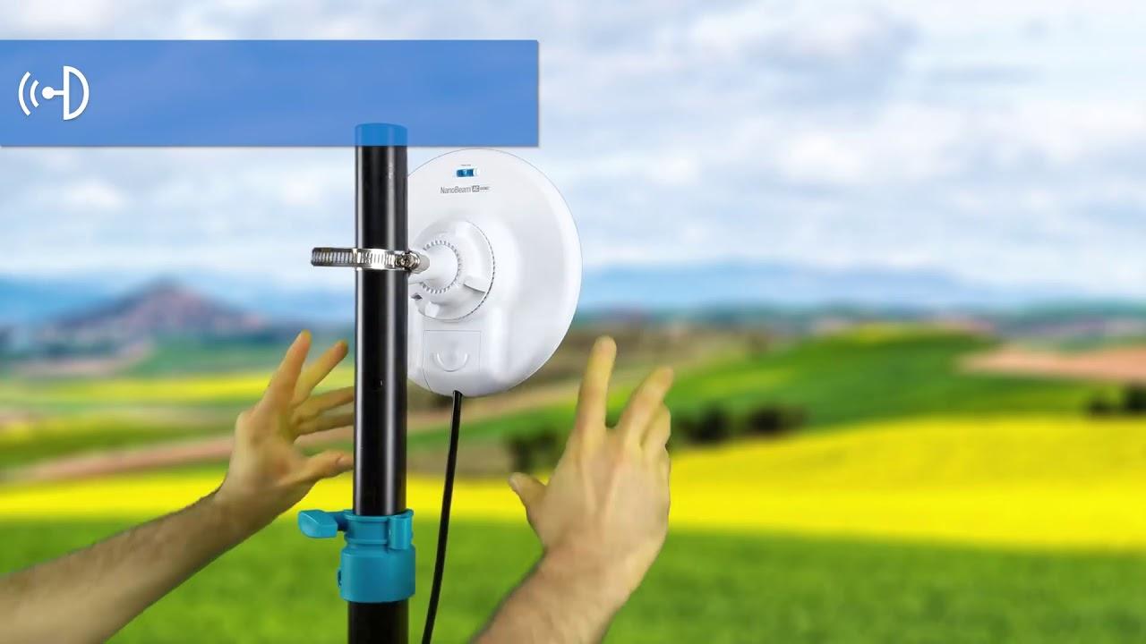 Long-Range Outdoor Wireless