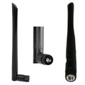 Dual-Band dipole antenna: 2.4GHz 5GHz 5dBi omnidirectional w/ RP-SMA male
