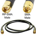 Cable RSm6iSm 19-inch cable SMA male To RP-SMA male
