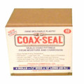 Coax Seal Box of 4 rolls 12-feet by 1/2 inch