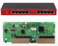 MikroTik RB/2011LS-IN SFP & 10 Ethernet Ports Router next generation 600MHz 74K MIPS network processor