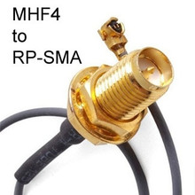 MHF4 To RP-SMA-female Cable: 1-inch 2-in, 3-in, 4-in, 6-in, 8-in, 10-in, 1-FT, 14-in, 16-in, 18-in, 20-inch