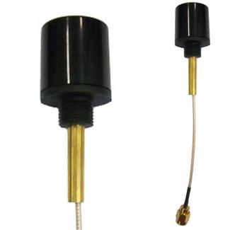 Antenna Dual-Band 2 4 / 5 8GHz OmniDirectional 2/4dBi Weatherproof  RP-SMA   Thru-Hole Mount