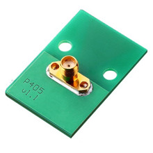 Internal PCB antenna:  This photo shows SMA female connector but you can order it also with RP-SMA female.