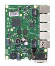 RB450Gx4 MikroTik 716MHz 1GB 4 Core 5xGb microSD L5 Front Panel