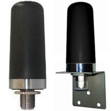 Versions with and without the optional L-bracket for mounting