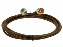 Antenna Cable:  N-male To N-female connector:  10 FT coaxial assembly