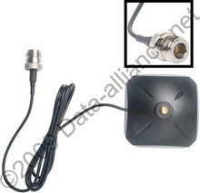 Magnetic Base w/cable to N-female connector:  Fits dipole antennas w/ RP-SMA-male