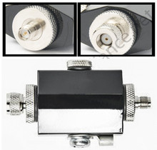 Lightning Surge Arrestor with RP-SMA connectors (male & female) for wireless networks