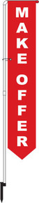 Make Offer Yard Marker Red