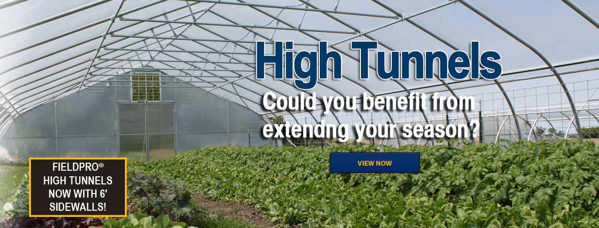 High Tunnels: Could you benefit from extending your season?