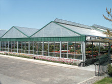 Super Mart - Permanent Retail Greenhouse