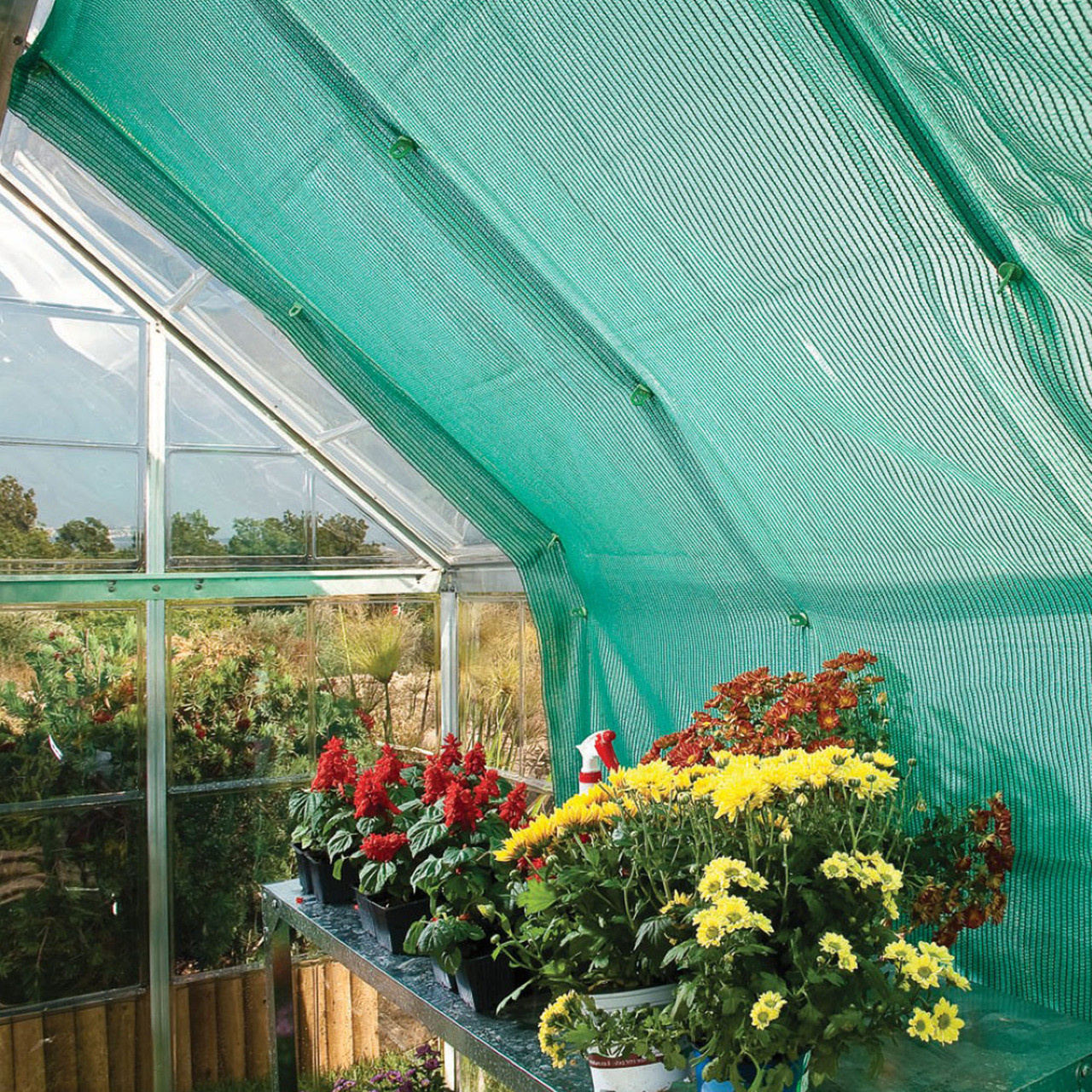 Shade Kit for the Palram Hobby Greenhouses