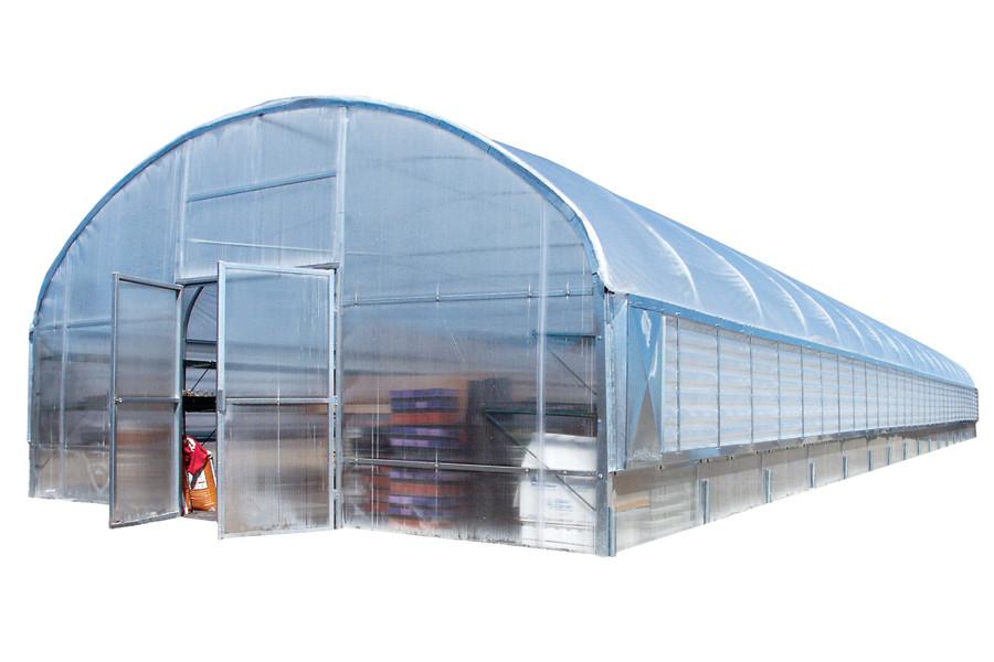 Expansion Mansion - Economical Commercial Greenhouse