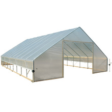 FieldPro® Gable - High Tunnel Greenhouse