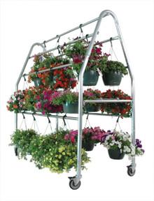 Narrow Basket Hanger