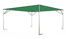 Sun Shadow - Hold-Down Shade Structure