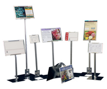 Col-Met® Garden Center Sign Holders