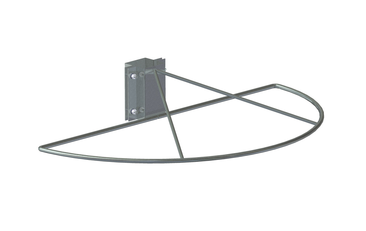 Post Basket Hanger for Poly-Tex Shade Structures