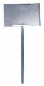 "Col-Met® 18"" Sign Holder (case pack 25)"