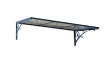 Aries 1350 Awning - Clear