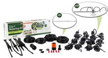 ELGO 2-in-1 Watering Kit - Misting Sprinklers & Dripper Set
