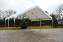 Vertex Canopy - Peak Shade Structure System