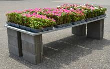 Galvanized Bench Tops