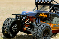 Kraken RC Bumper Light Rack Kit for TSK-b Class 1 Kit