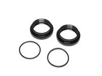 VEKTA.5 F/R Alum Shock Adjuster Ring Set
